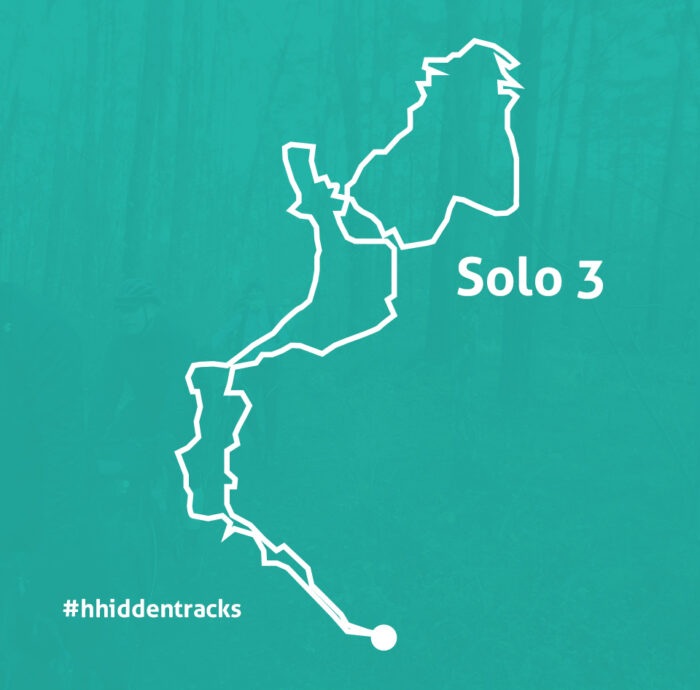 HHiddentrack #Solo 3